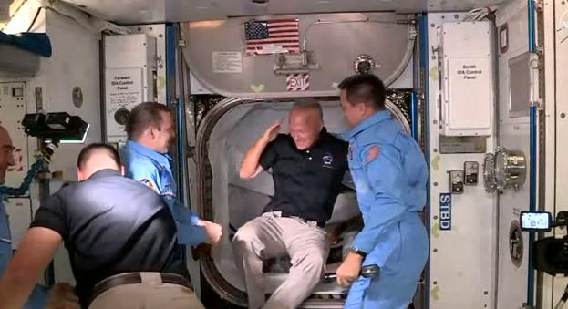 Histórica misión tripulada de SpaceX y la NASA 645a5e2e73862f26836f7faf70ffa498