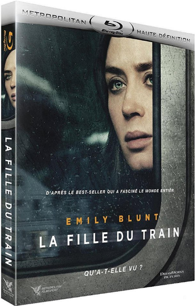 La Fille du train  - MULTi (Avec TRUEFRENCH) BluRay 1080p
