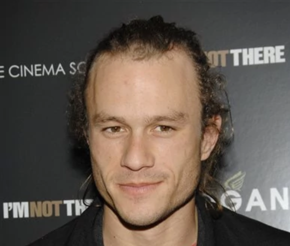 Holy Women Bash The Hell Out Of Heath Ledger In 2007 For Balding