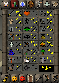 Alkane's Ironman Progression Thread!    -  Learning Zulrah begins... 665cae2cdaa68ac509cab4c6f853a9e8