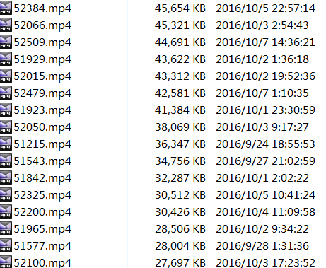 某大神解析采集的99热视频站,视频ID从10000-51400 资源下载 秋名山 第1张