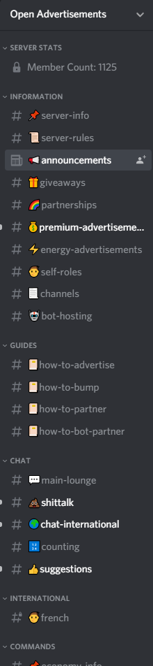 Channel Icons – Discord