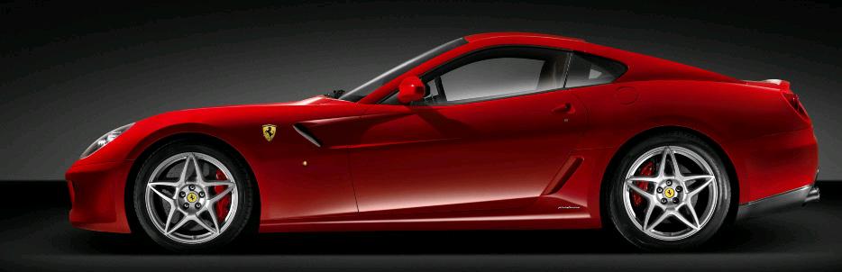 Ferrari 599 GBT