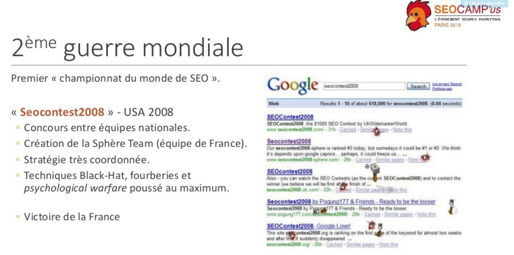 SEO Hero le french flair