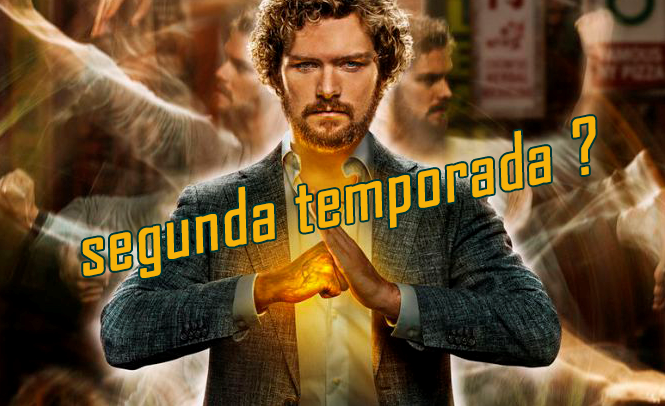 Marvel niega segunda temporada de Iron Fist