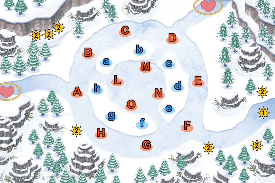雪山の共同戦線