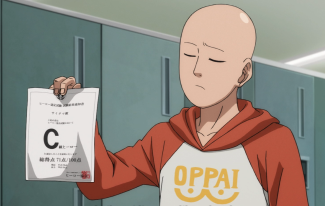 spoilers one punch man episode 5 discussion anime