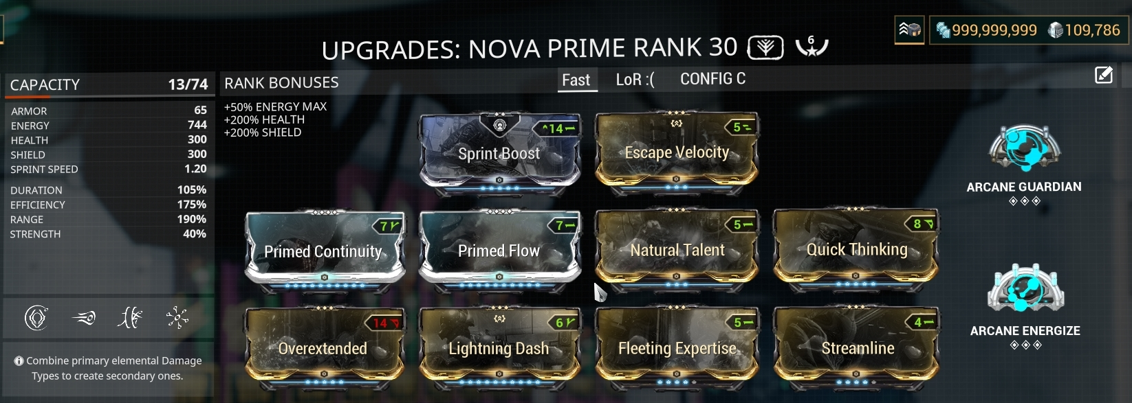 Nova Prime Build Help General Discussion Warframe Forums By default this makes you a speed neutral nova while unbuffed. nova prime build help general
