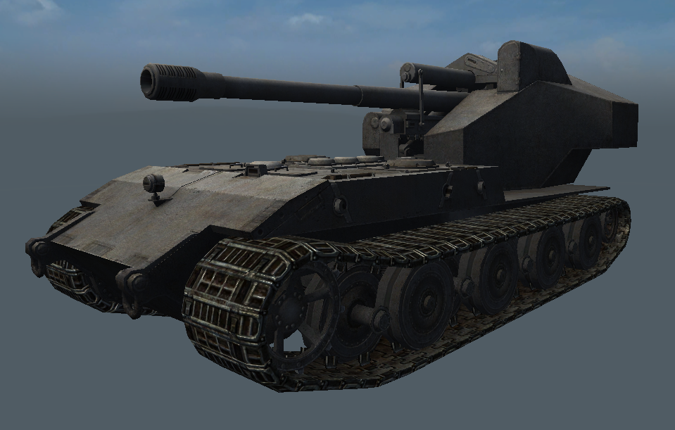OVERLORD'S BLOG: [WoT] More German TDs!