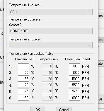 Help With Custom Laptop Fan Speed Curve : techsupport