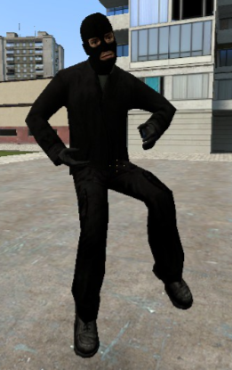 What DarkRP Thief Playermodel is the best playermodel