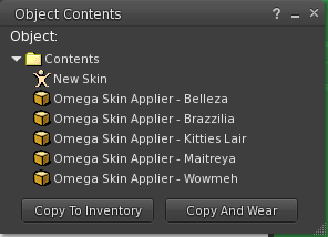 Info for Skin Makers | Omega Solutions