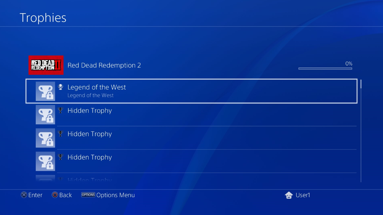 Red Dead Redemption 2 Trophy List Leak! *SPOILERS* Another Early