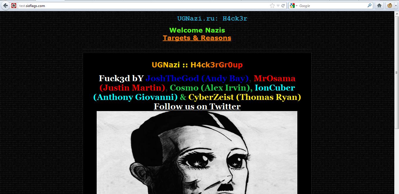Six Flags Entertainment Corporation Hacked By @UG #UGNAZI
