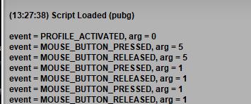 Release] Updated pubg logitech script - Page 2