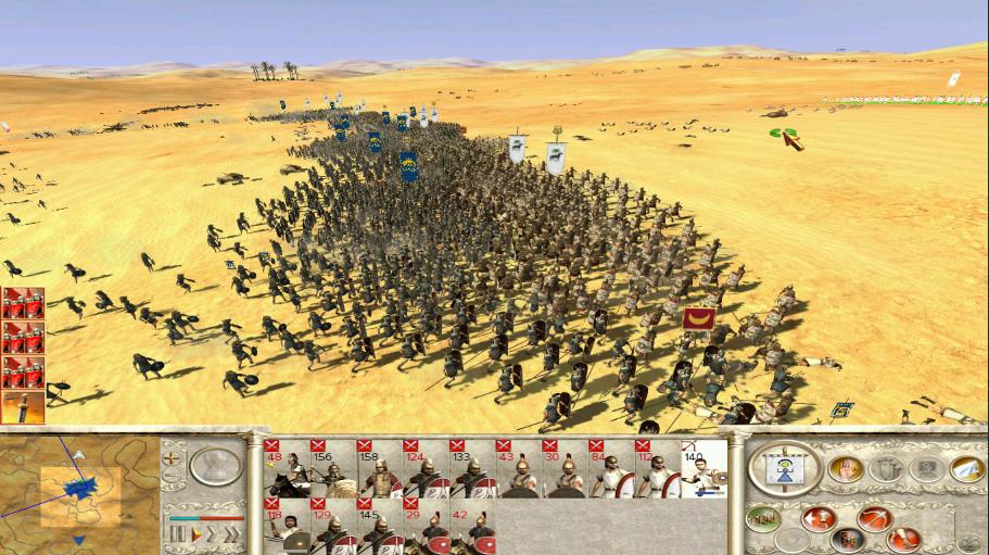 Rome Total Realism: Imperial Campaign v0.5 6fc77a013bea85525da5267140d88d80