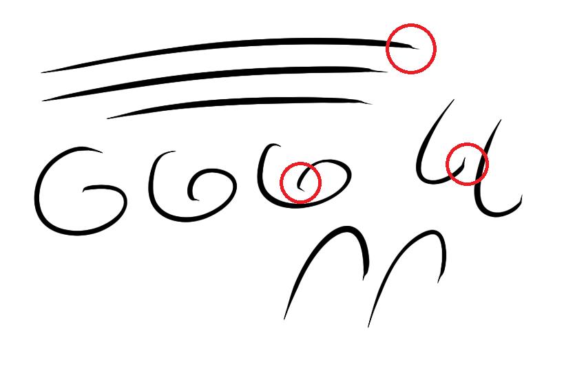 Líneas raras
