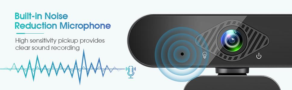 built in dual microphone , allow you make video with your friends and family