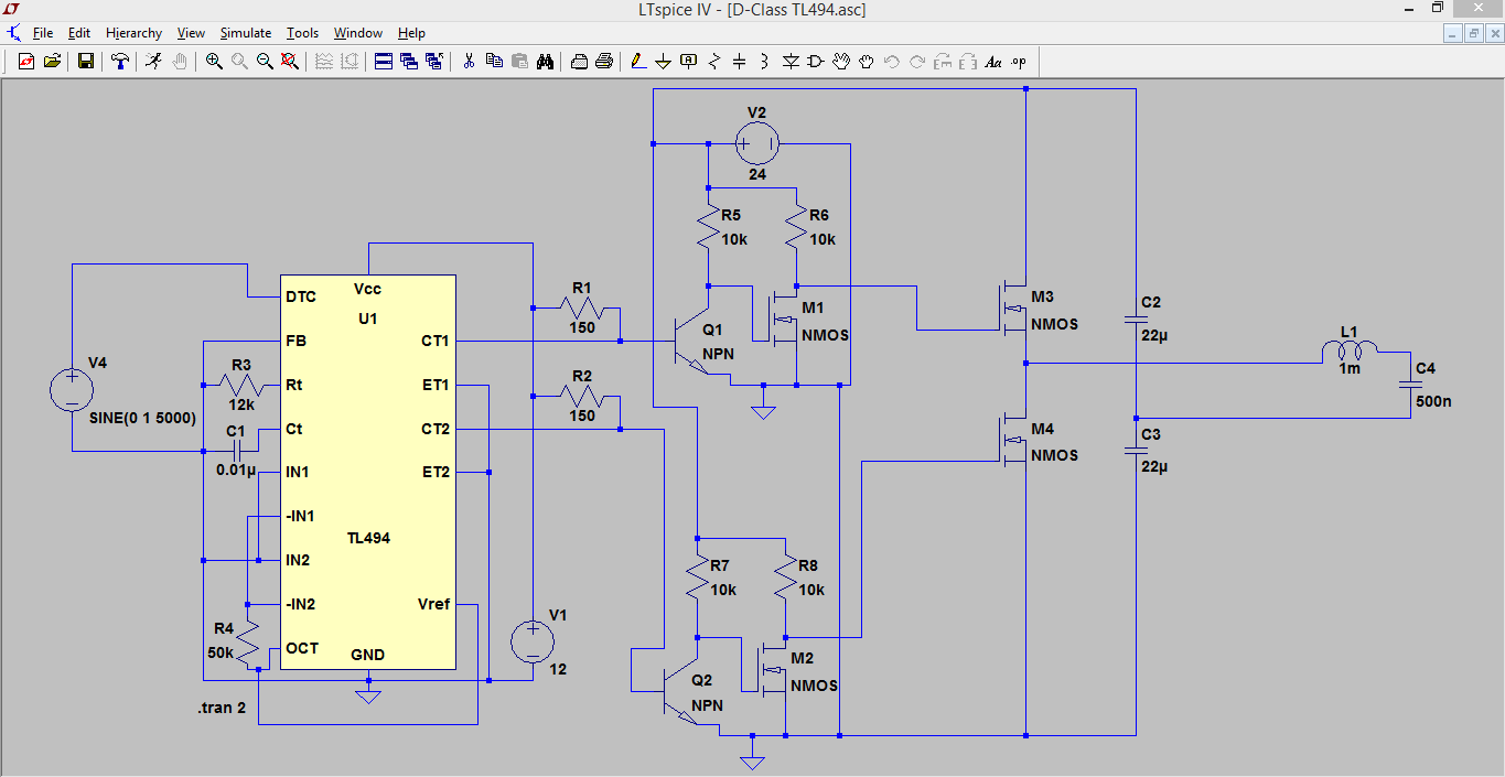 How To Build 200w Audio Amplifier Circuit Diagram