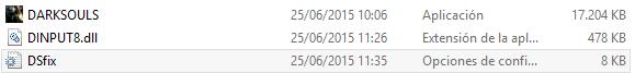 (TUTORIAL) Como instalar DSFIX [Dark Souls Prepare To Die Steam] 72ab3a05a3e0561d9339b04507f614e4
