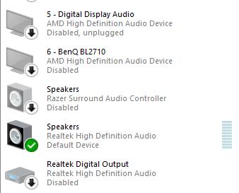 amd hd audio device drivers