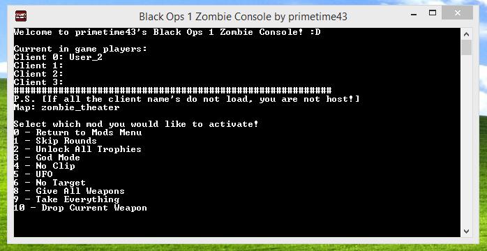 Release] Black Ops 1 Zombie Console - Page 2 - NextGenUpdate