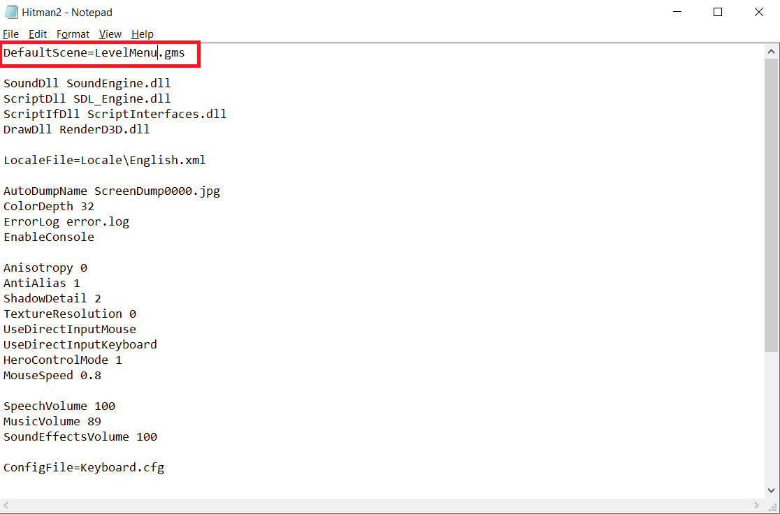 Hitman 2 Silent Assassin Official Beta Build 122 Hitman Silent
