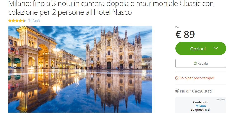 Hotel in Offerta a Milano