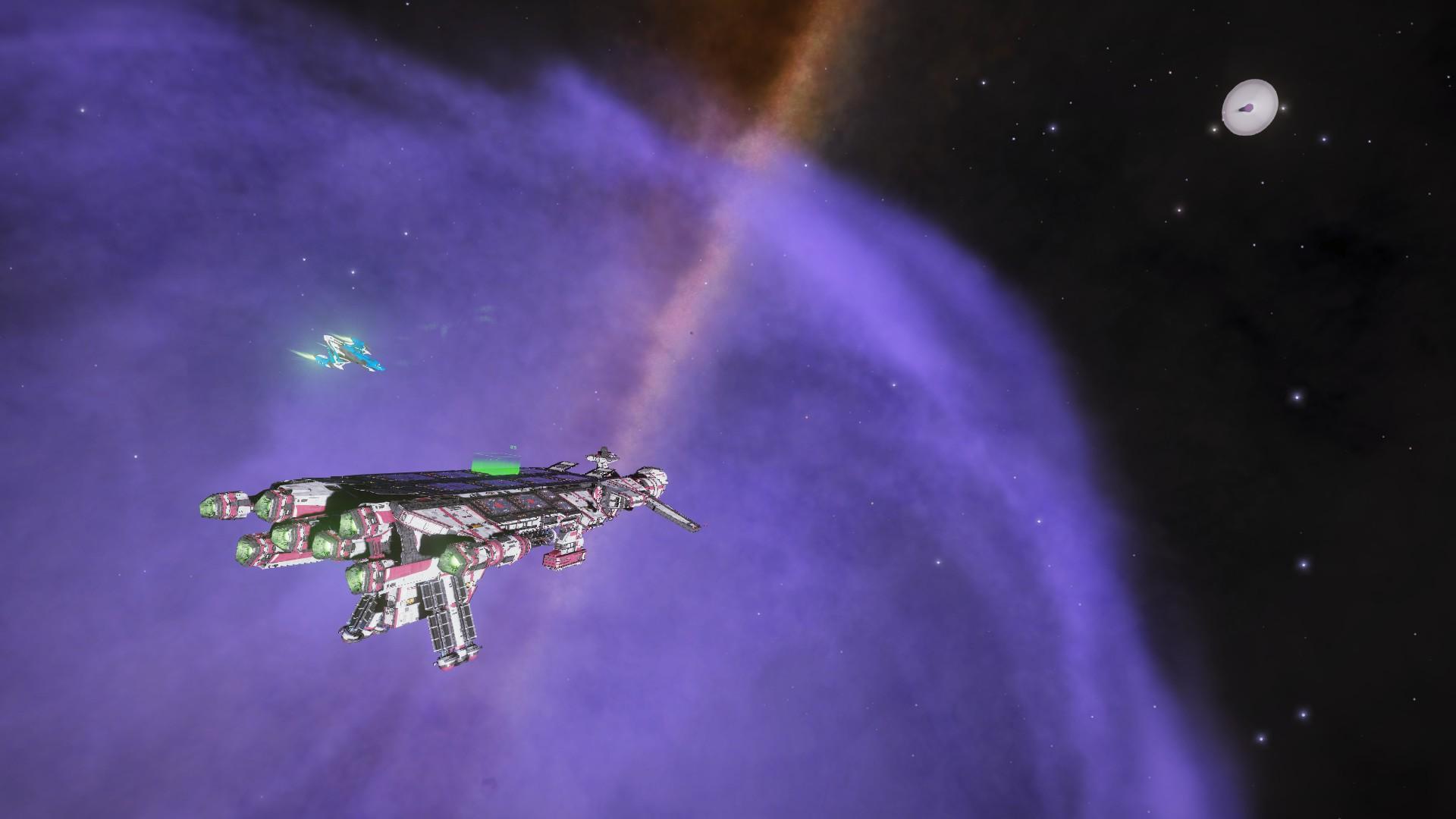 Bubble Nebula with FC