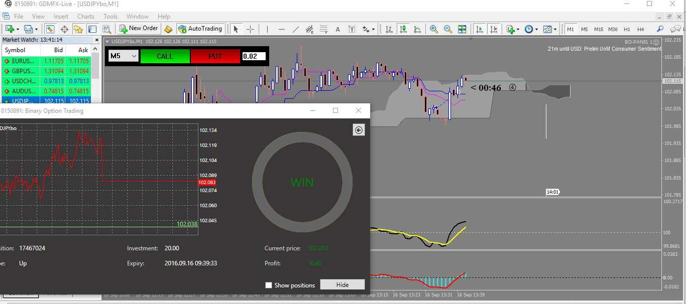 Susano binary options