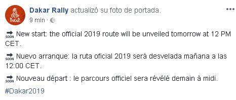 2017 Rallye Raid Dakar Paraguay - Bolivia - Argentina [2-14 Enero] - Página 35 77016a33043c069818ef54067ccde229