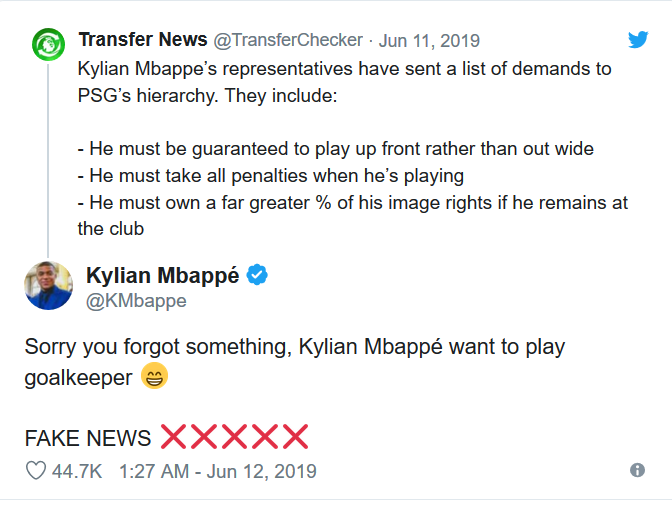 The Official Summer Transfer Rumours and News 2019 - Page 34 776dde335b7ef75a0998a6abffc83f67