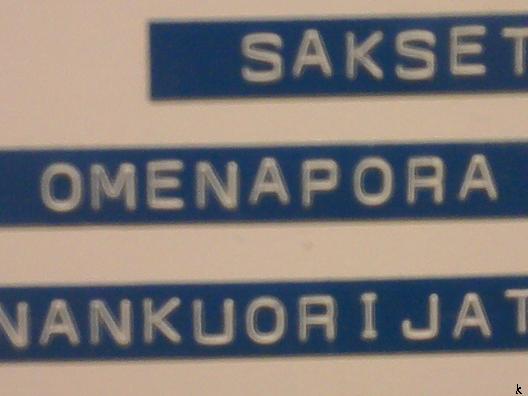 Kallen Omenapora II, 4.-5.5. 779e22e694b5bae38f16fbe5ec3951c0