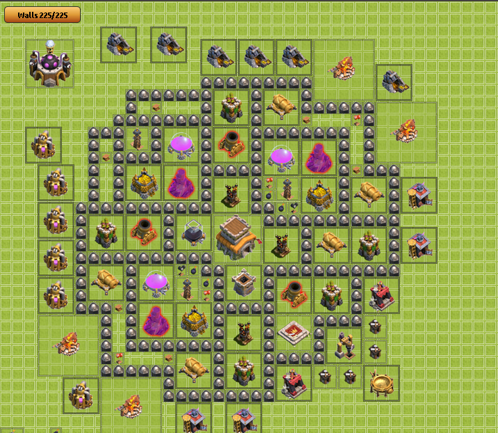 Thread: Compilation of Junliang's Base Design- TH7/TH8/TH9, Pokeball ...