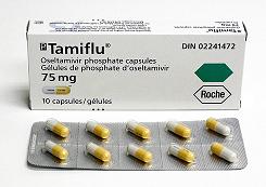 Generic Tamiflu (Oseltamivir)