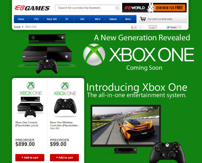 Leaked Xbox One Games Xbox One Price ...