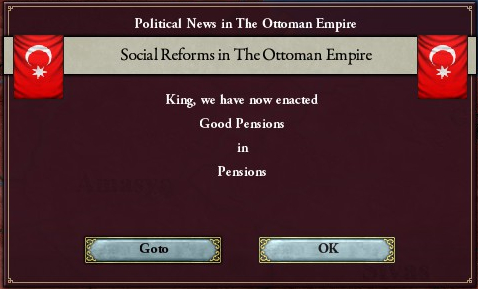 The Most Sublime Porte - An Ottoman AAR | Page 21 | Paradox