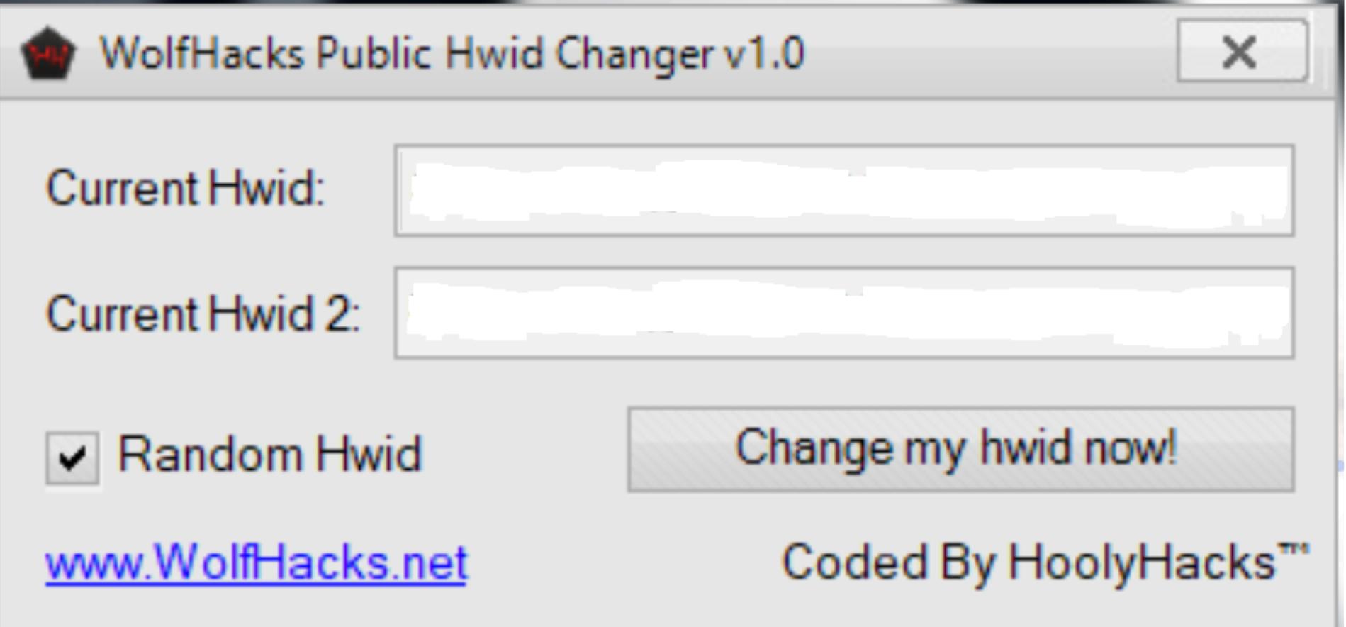 Hwid Changer Unknowncheats
