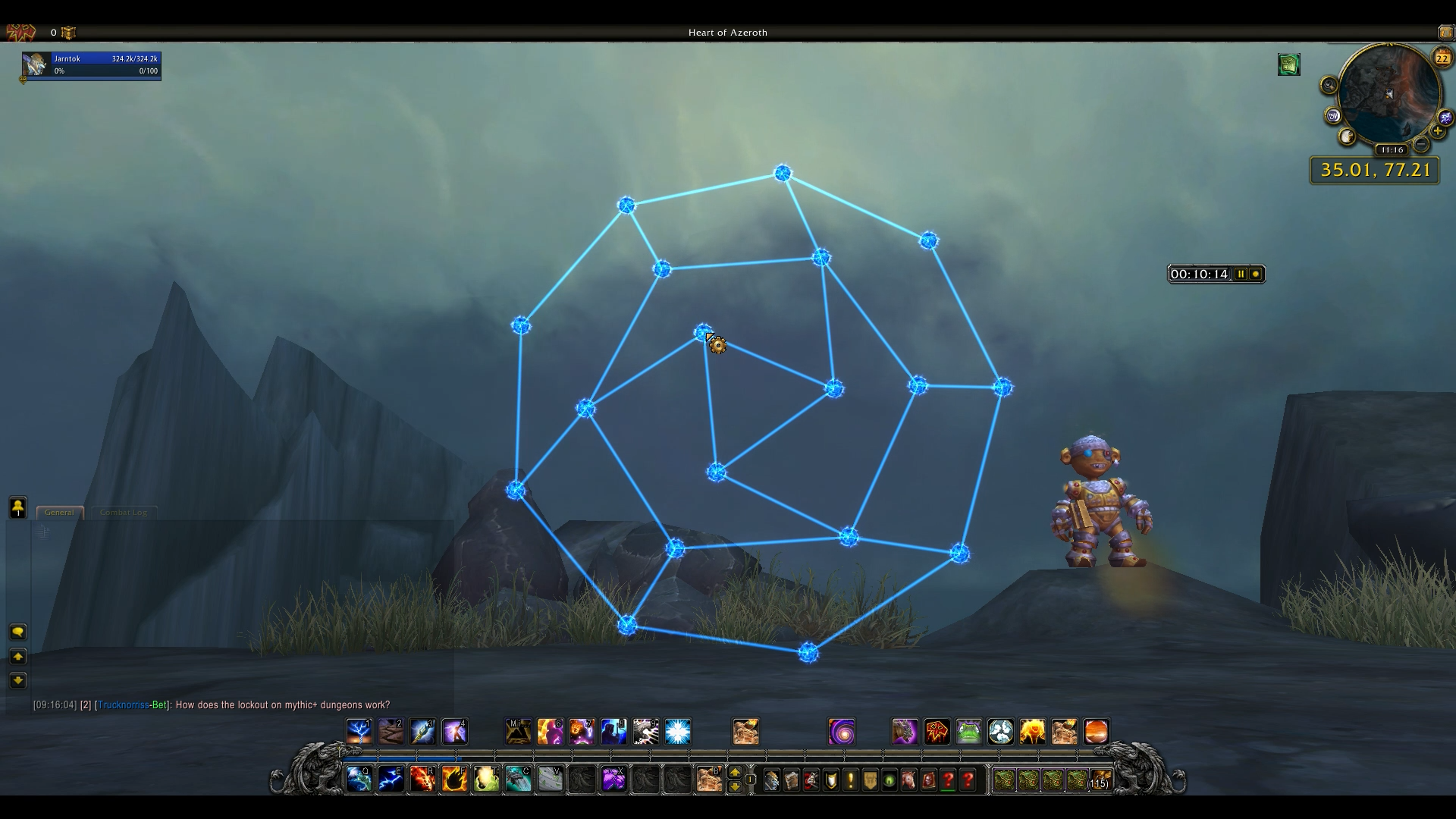 The Shortest Distance Achievement World Of Warcraft Game Circuits 18 3 Circles