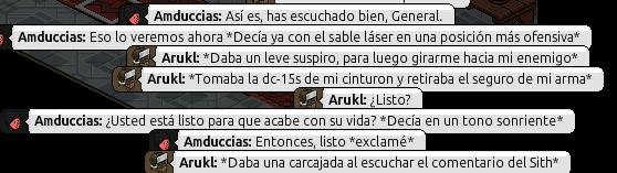 [22/12/17] Arukl vs Amduccias 7a8af4d7710606d5207323c8a3fc8636