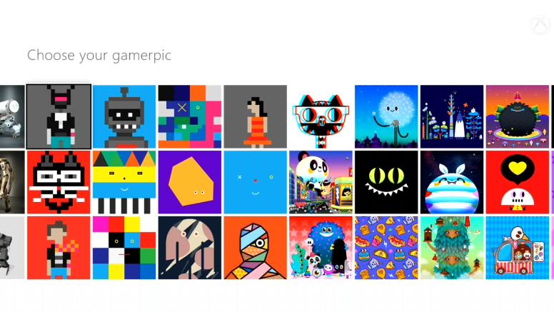 Xbox One Gamerpic Option 1