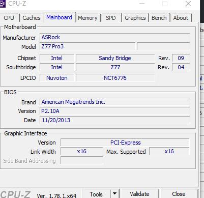 Asrock Z77 Pro3 Intel Management Engine Vista