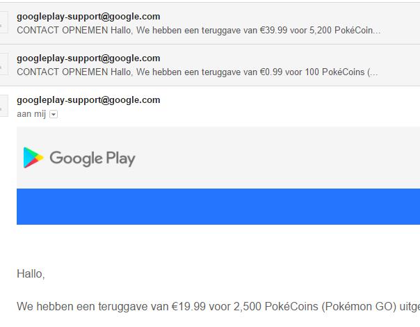 google play refund trick 2017