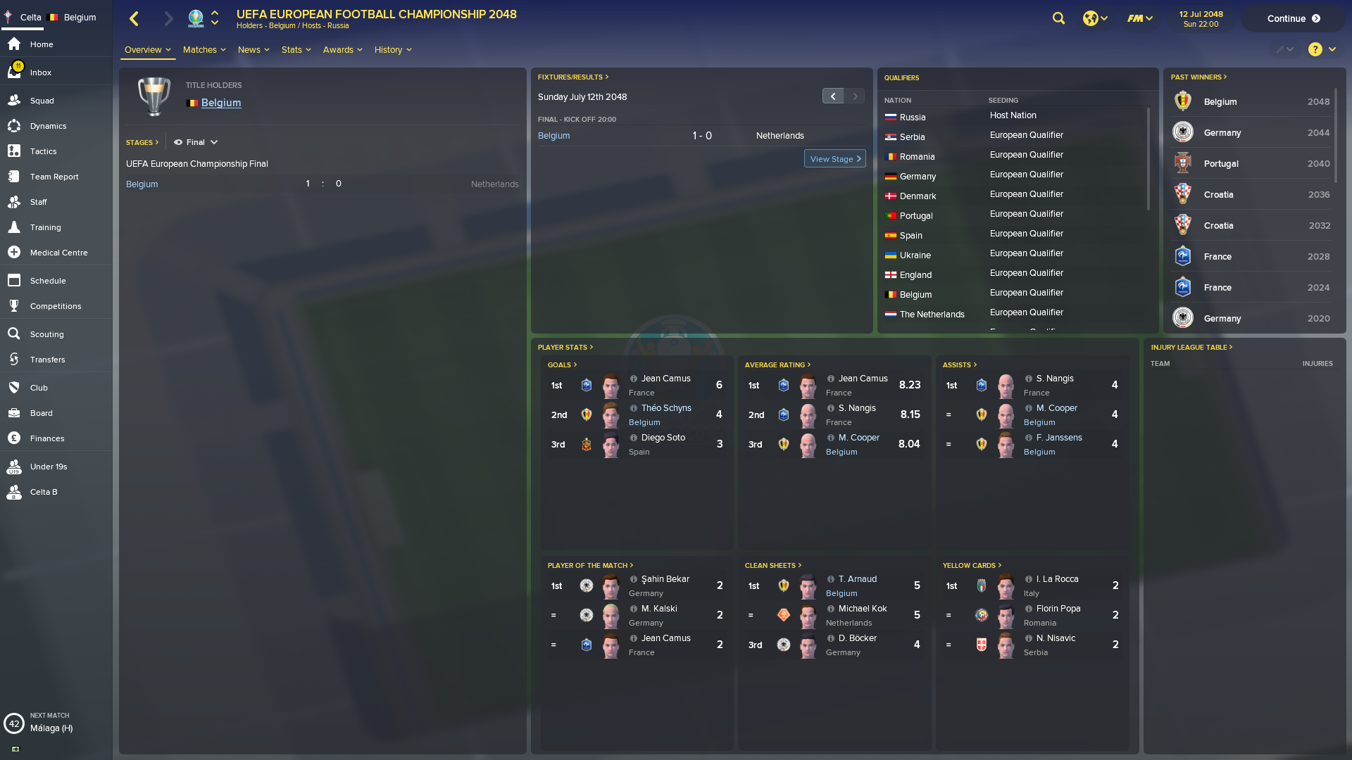 FM 18] If You're Not First, You're Last (Re-Redux