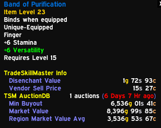 US - WTB level 15 ilvl 23 BoEs | Page 2 | XPOff