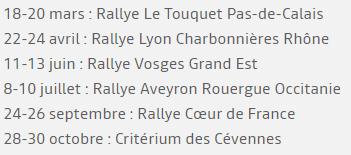 Nacionales de rallyes europeos(y no europeos) 2021: Información y novedades - Página 4 81802c4d034d3d50288fbfc049c4003e