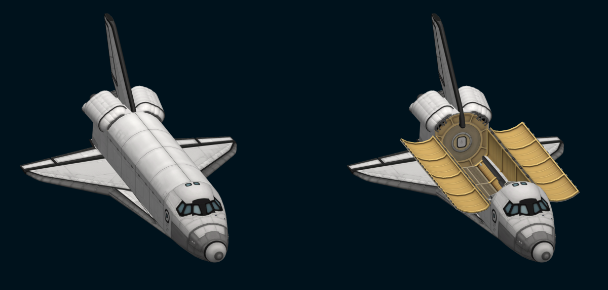 ksp space shuttle columbia - photo #7