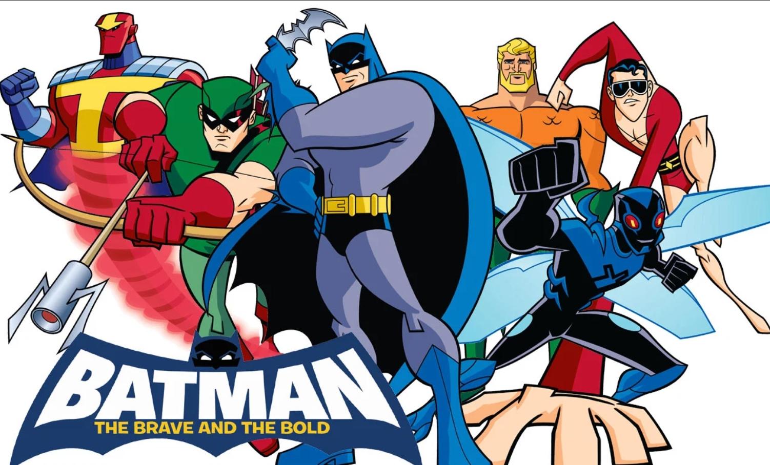 Batman: Neînfricat și cutezător – Online Dublat In Romana
