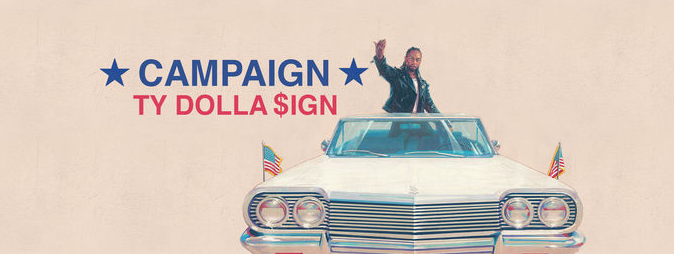 Ty Dolla $ign - Campaign [iTunes Plus AAC M4A] (2016)