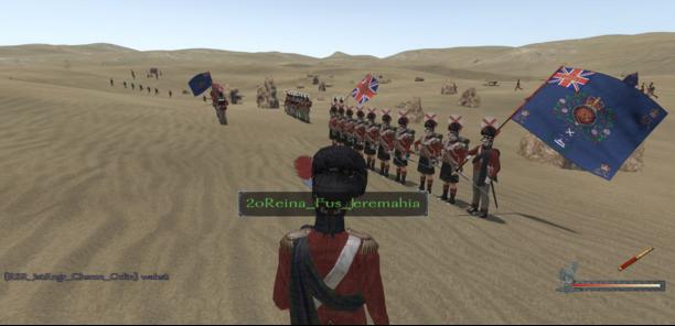 2.º Regimiento de Infantería de línea de la Reina (¡RECLUTANDO!) 852075c2b7a4b98c918bb27a3362bbd3